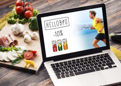 Hellobio webshop
