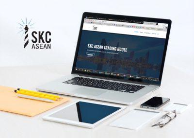 SKC Asean Trading House weboldal