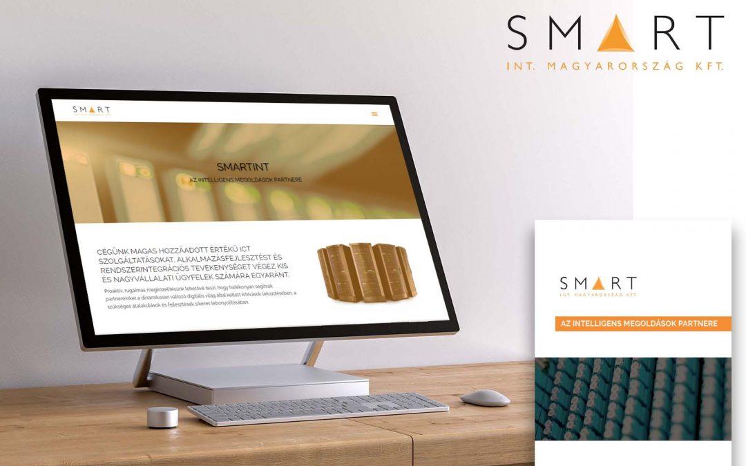 SmartInt weboldal