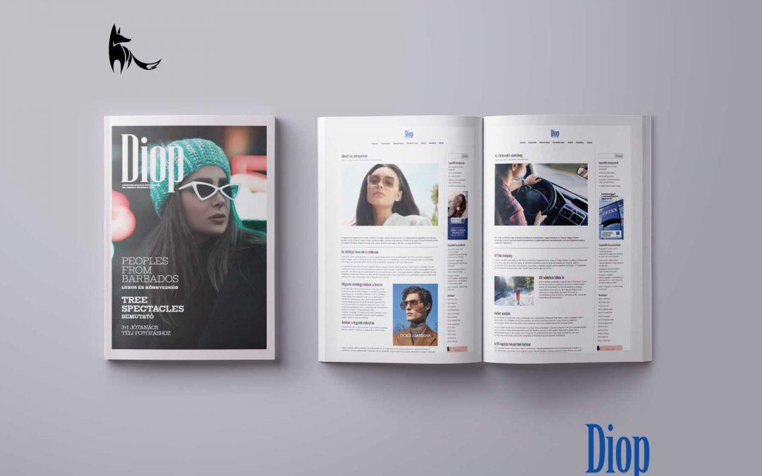 Diop online magazin